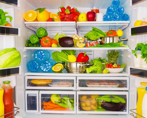 Come conservare correttamente il cibo nel frigorifero