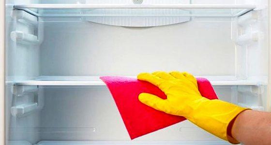 Manutenzione e pulizia del frigorifero
